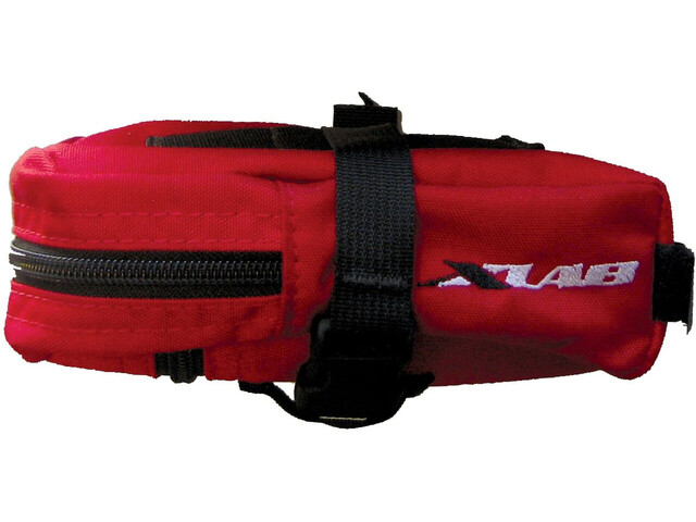 XLAB Mezzo Bag Fietstas Medium rood